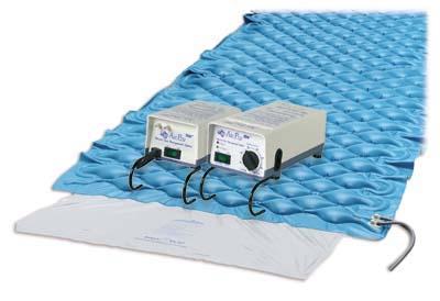Alternating Pressure Pad Amp Pump App Mattress Overlay Air
