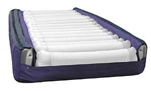Power Pro® VW is an expandable air mattress for variable mattress widths.