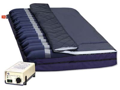 Alternating Pressure Mattress Overlay Rapid-Air™ Mattress System- Model 4300