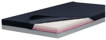 THERAPEUTIC FOAM MATTRESS WITH SCT™ TECHNOLOGY, Relief-Care Pro®