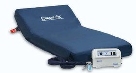 Alternating Pressure Mattress with Low Air Loss - Supreme Air™ Mattress System- Model 9600