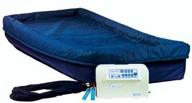 Lateral Rotation Mattress With Tru Low Air Loss