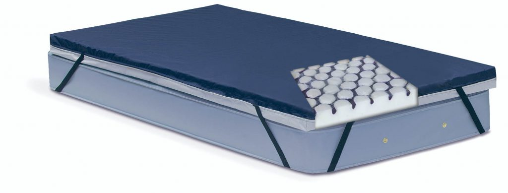 bariatric gel mattress ovelay