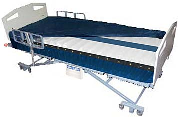 Integrated Los Air Loss Bed System EO193