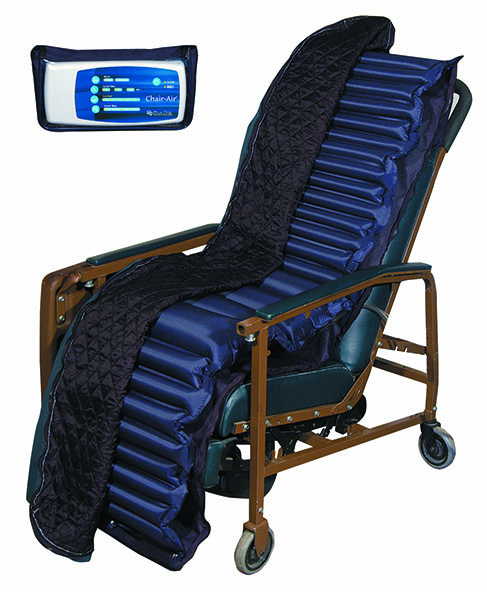 9700 GR recliner overlay with pump