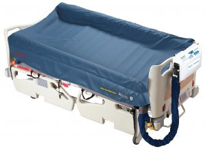 alternating pressure mattress with patient sensing technology