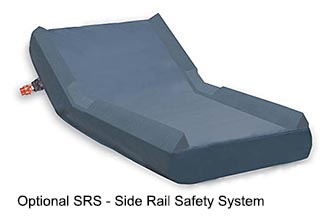 optional side rail safety system