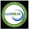 certiPUR certified foam