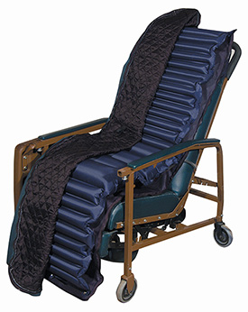 9700 gr alternating air recliner overlay