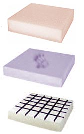 OR & ER Stretcher pad choices