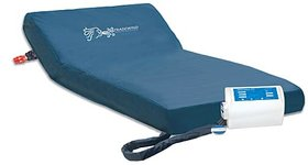 alternating pressure with low air loss mattress trade wind